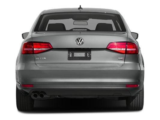 2017 Vw Jetta >> 2017 Volkswagen Jetta 1 4t S Auto