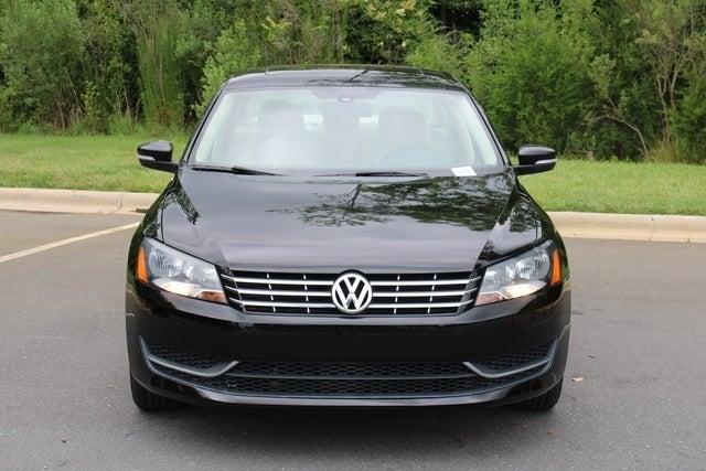 2013 Volkswagen Passat Tdi Se Charlotte Nc